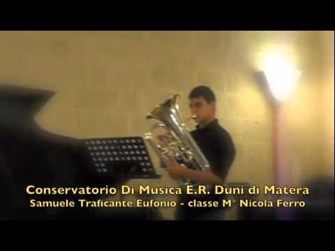 SAMUELE TRAFICANTE - CONSERVATORIO DI MUSICA E.R. DUNI DI MATERA