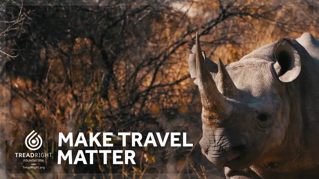 The TreadRight Foundation Make Travel Matter (Short)