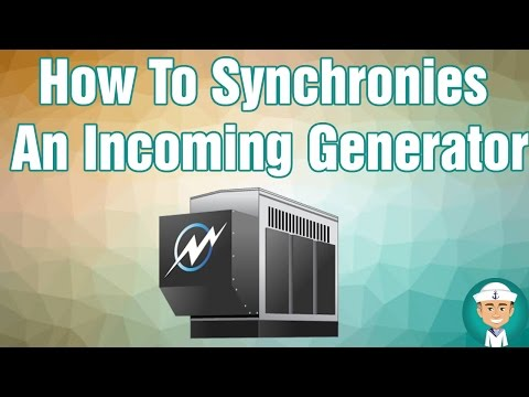 How to Synchronize Generators an Incoming Generator
