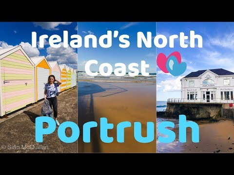 PORTRUSH NORTHERN IRELAND | NORTH COAST VLOG