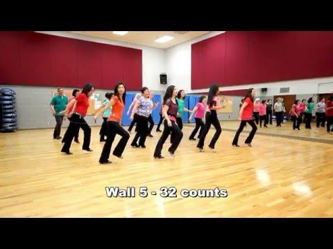 I'll Be Alright - Line Dance (Dance & Teach in English & 中文)