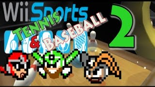 Wii Sports: Batter Up - Episode 2 Ro-Bros!