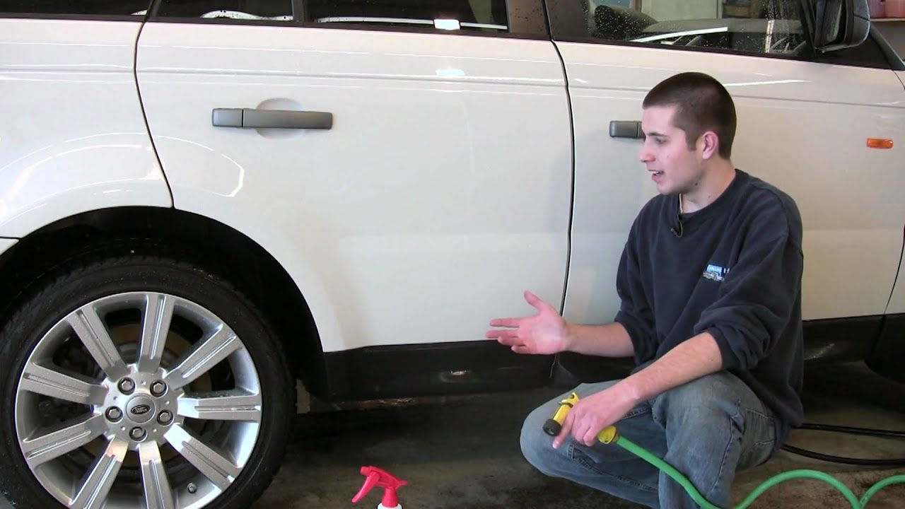 Auto detailing how to get a white car clean youtube How to keep your car exterior clean