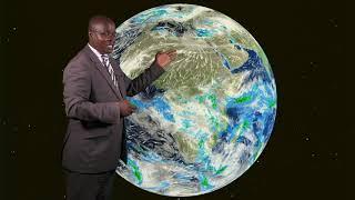 Hali ya hewa na Africano ya 8 01 2020
