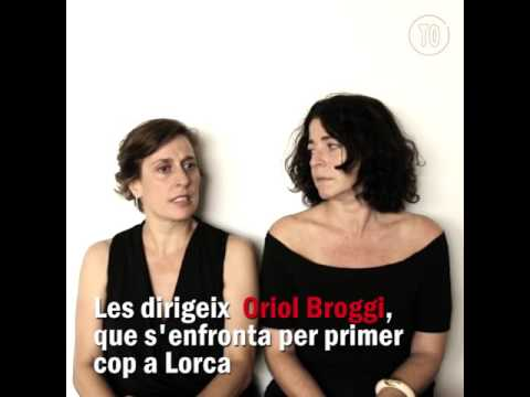 Cara Segura i Nora Navas protagonitzen 'Bodas de sangre' de Lorca
