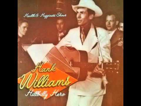 Hank Williams - Pan American - HQ Live Radio Session