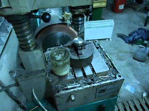 Изготовление токарного патрона своими руками