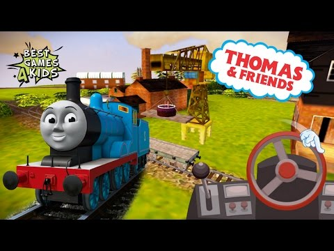 Thomas & Friends: Express Delivery #8   Transport party guests to the castle! By Budge Studios