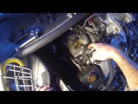 Replacing A Camshaft Position Sensor On A 2008 Chevrole Doovi