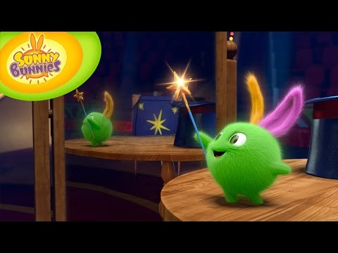 Cartoons for Children | Sunny Bunnies 102 - Magic wand (HD - Full Episode)