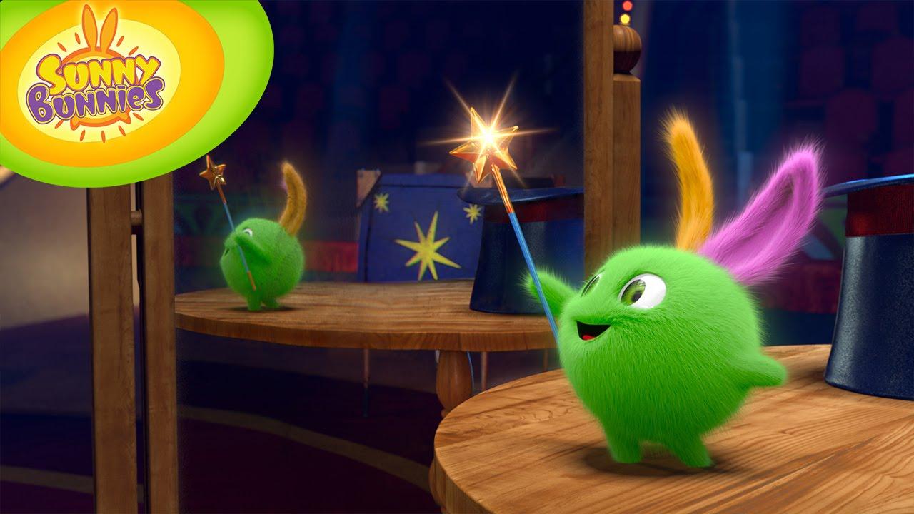 Sunny Bunnies 102 - Magic wand