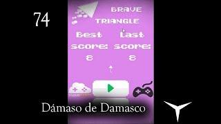 La cosa va de reflejos (Brave Triangle) // Gameplay