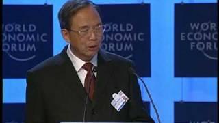 Davos Annual Meeting 2006 - Zeng Peiyan