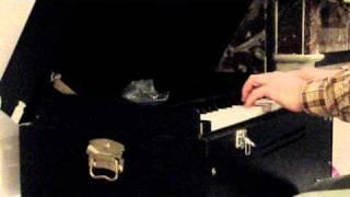 EMS Pump Organ test 2 - Scale + Greensleeves