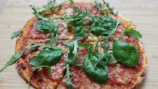Лучшее тесто для пиццы Как приготовить тесто для пиццы Рецепт теста на пиццу