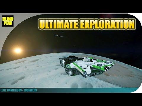 Elite Dangerous - Ultimate Exploration