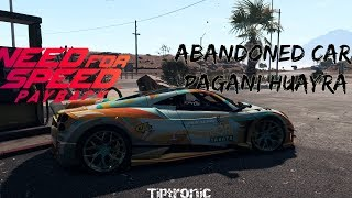 Need For Speed Payback Abandoned Car  - Location + Gameplay - Natalia Nova Pagani