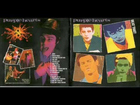 The Purple Hearts 💙 Beat That! [full album / bonus tracks]