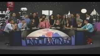 Nocturninos- Último Programa- Despedida del Elenco- Parte 5 Final- 31 Enero 2013