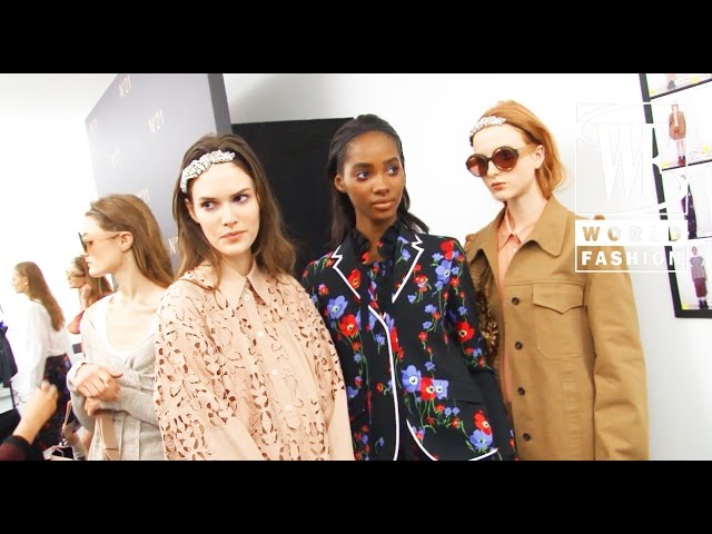 N°21 Spring-Summer 2016 Milan Fashion Week