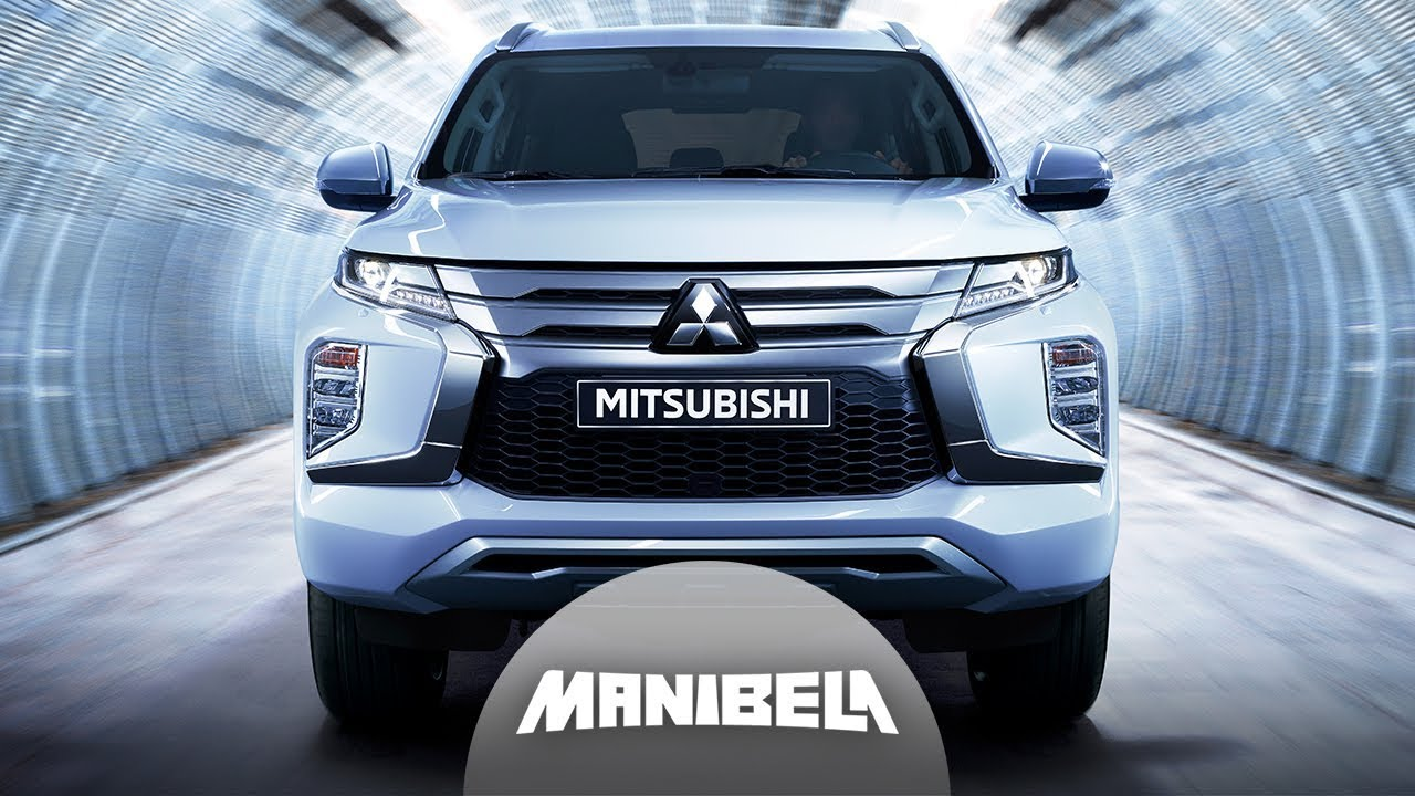 Mitsubishi Montero Sport 2020   Manibela