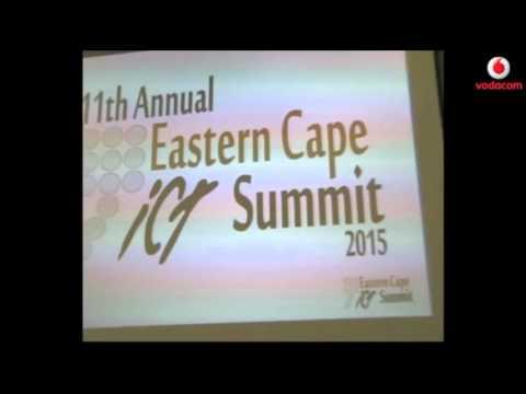 Vodacom - ICT Summit 2015