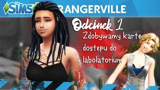 ZDOBYCIE KARTY DOSTĘPU DO LABORATORIUM - The Sims 4 Strangerville SOLUCJA #1