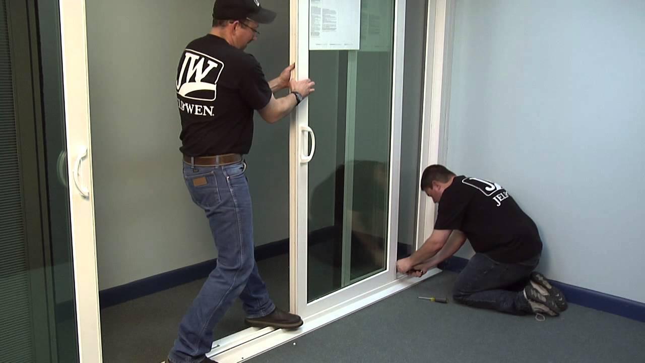How To Adjust The Rollers In A Premium Atlantic Sliding Patio Door