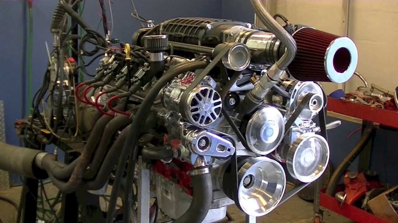 Southern Performance Systems: Street Rod LSx 427 Supercharged