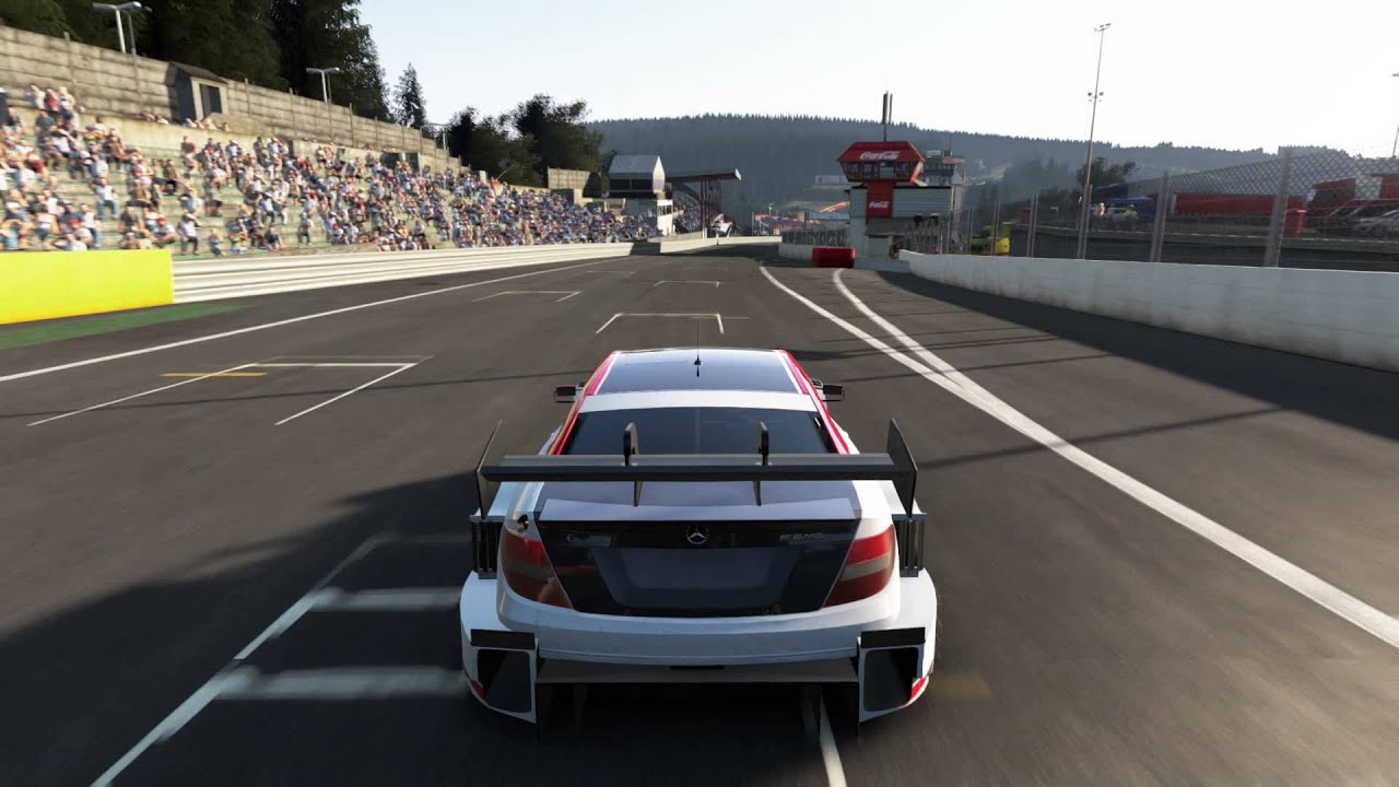 project cars esl gaming round 1 race 3 spa youtube