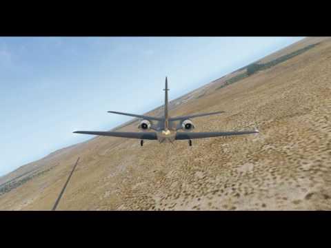 X-Plane 11.02 -- MS-Flight Tour Project Pt. 1 --KSFO ➡ KOAK ➡ KSUU ➡ KSAC ➡ KBAB