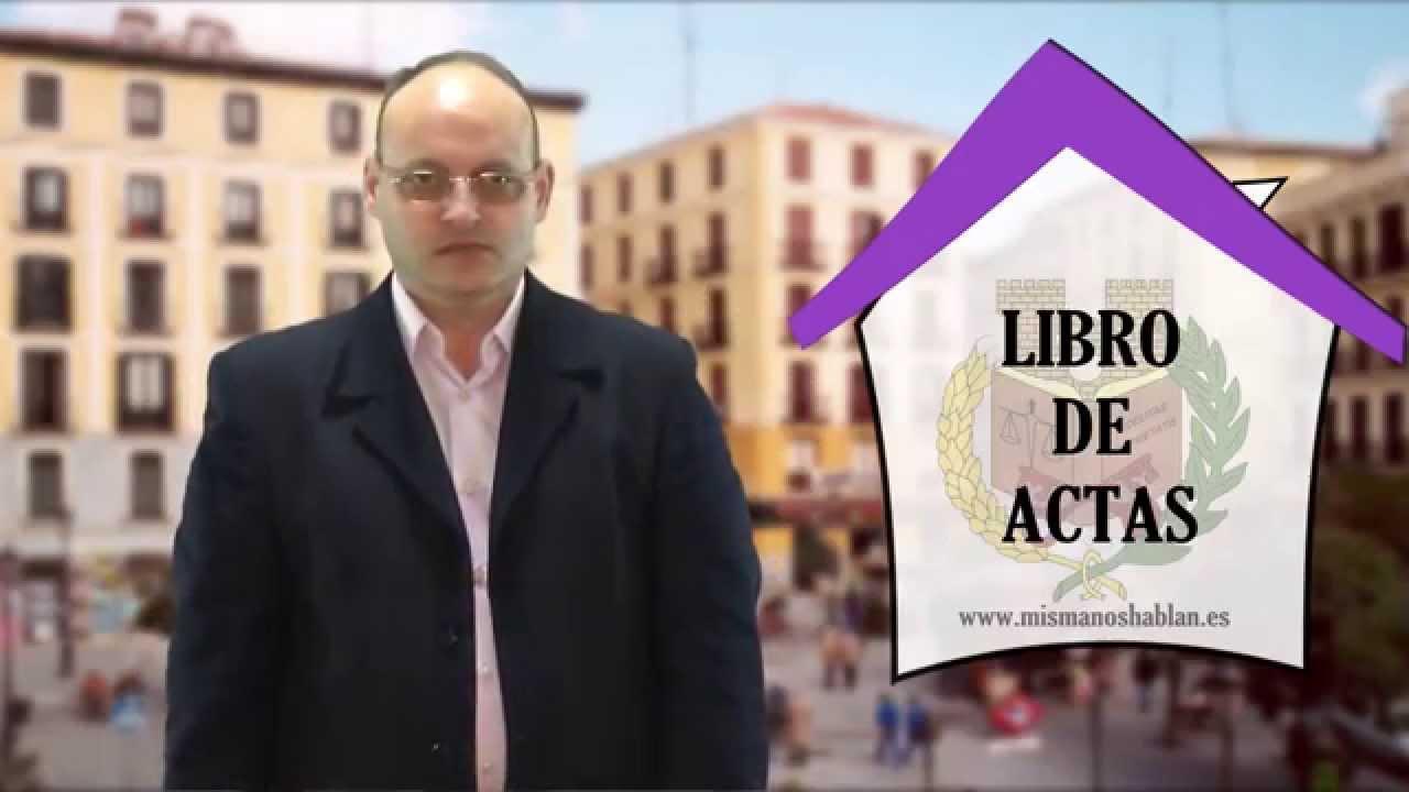 ADMINISTRACIÓN DE FINCAS COMUNIDADES DE VECINOS Parte 3 - LENGUA DE SIGNOS ESPAÑOLA - LSE