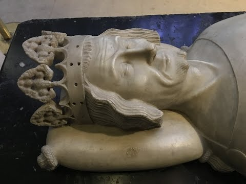 Levon V Tomb, Saint Denis Basilica