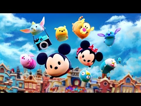 Tsum tsum disney line free game app ios gameplay video movie funy the best top youtube for Tsum tsum watch