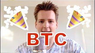 Bitcoin All Time High - Bitcoin iOS Celebration Programming - Programming explains