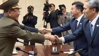 Межкорейские переговоры возобновились. Пан Ги Мун надеется на успех