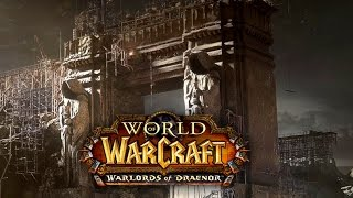 WoW Warlords of Draenor Soundtrack (Collector