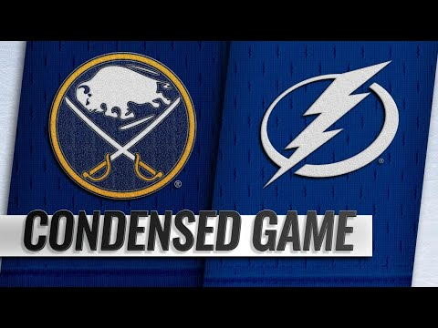 02/21/19 Condensed Game: Sabres @ Lightning