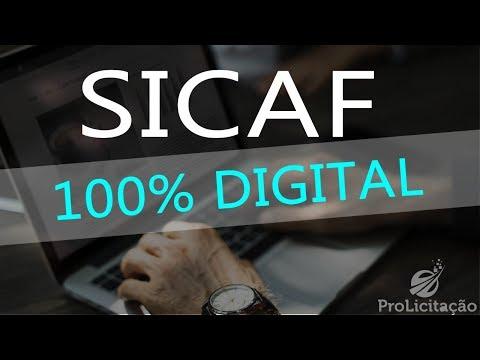 SICAF 100 %  DIGITAL JUNHO 2018