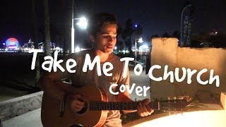 Take Me To Church - Hozier Cover | Alex Aiono