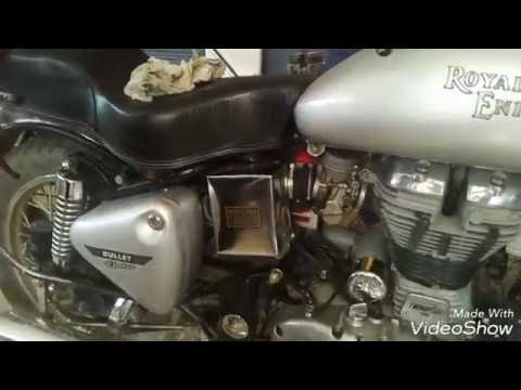 How To Clean Carburettor Royal Enfield Uce Engine смотреть видео