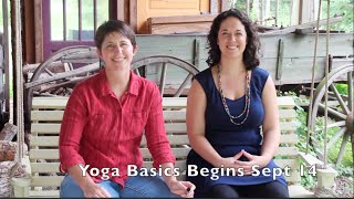 Yoga Basics, Online Course for Beginners