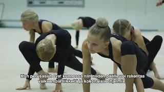 Margarita Mamunin opissa - Master class -leiri