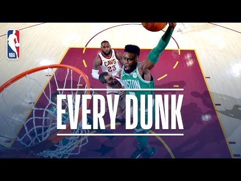 Download Youtube: Every Single Dunk of Opening Night of the 2017-2018 NBA Season