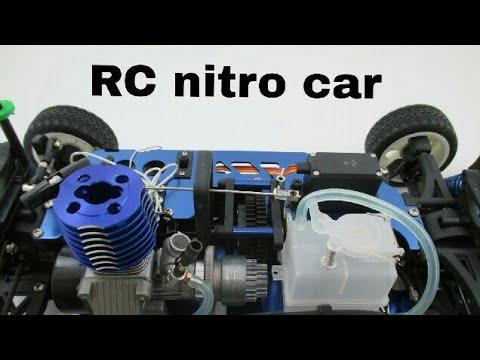 RC nitro Racing in Govt collage in Avasari , pune