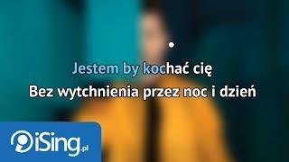 Grzegorz Hyży - Noc i dzień (karaoke iSing)