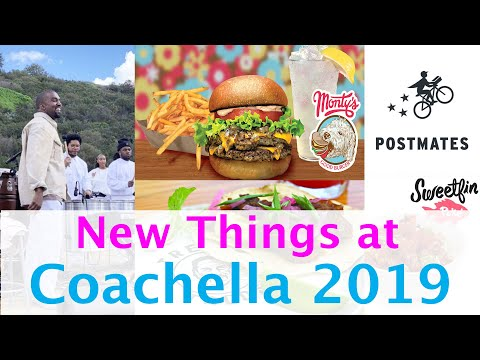Ryan Seacrest - Everything New at Coachella This Year!