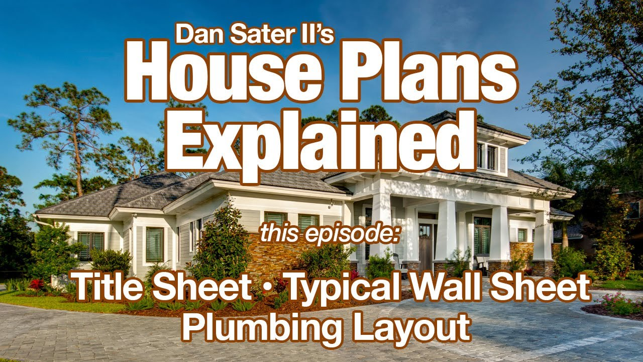 The Sater Design Collection house plans explained | sater design collection