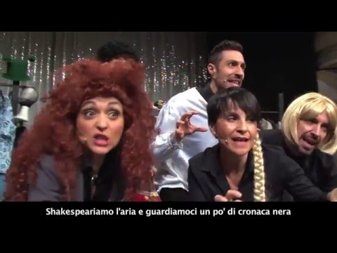 SHAKESPEARE IN 8 MINUTI - OBLIVION
