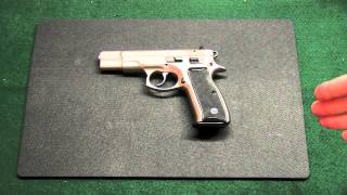 CZ 75B: Review & Shoot